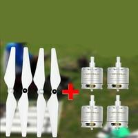 1Set F450 F550 Power Kit Sunnysky X2212 CW CCW Motor + 9450 Propeller Props for RC Multirotor Aircraft UAV Drone DIY Parts