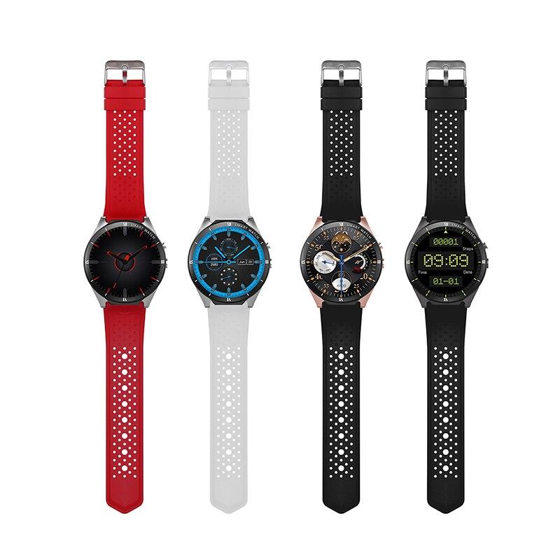 KW88 PRO Smart Watch 1.39 Inch MTK6580 Android 7.0 GPS+WIFI+1gb+16gb Smart Watch 460mAh 2.0 Mega Pixel Heart Rate Monitor watch - 5