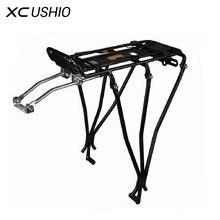 1 шт., велобагажник из алюминиевого сплава для горного велосипеда, грузоподъёмность 25 кг, задний багажник на велосипед, полка, кронштейн ...