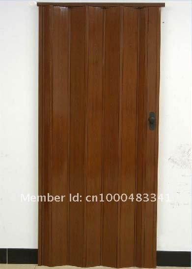 Puertas plegables pvc l09 001 ocasional de la puerta for Puerta de acordeon castorama