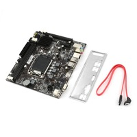 H61 Mainboard Motherboard 1155 Pin CPU Interface Upgrade USB3.0 DDR3 1600/1333 for Desktop Computer Drop Shipping