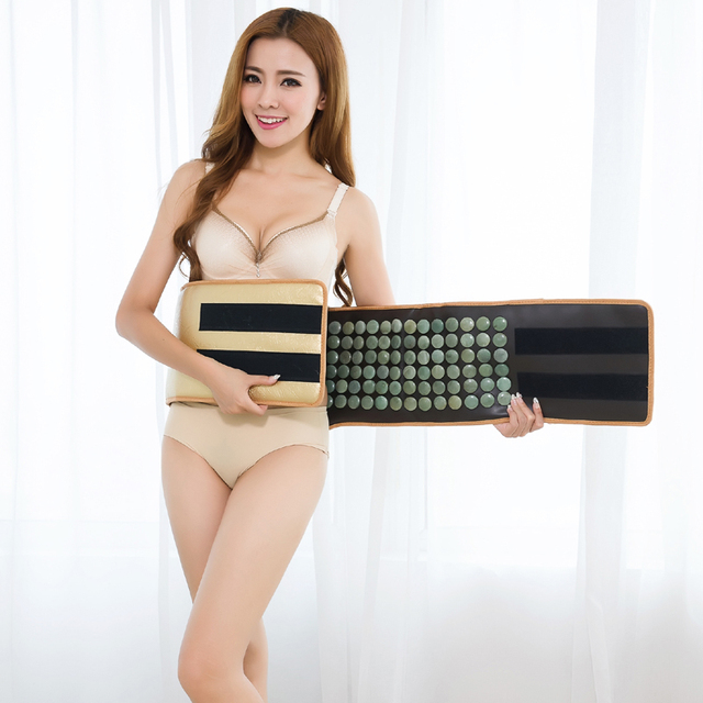 To protect the waist belt warm palace jade heat Lumbar spine between the waist dish outstanding ms tomalin electric care belt