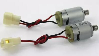 Good quality 3 Models 380,390,550, Motor for Child ride on car and motorcycle parts, Driver