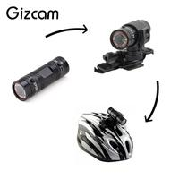 Gizcam Waterproof DV 1080P HD Camera Cam Video Camcorder Driving Cycling Consumer Camcorders
