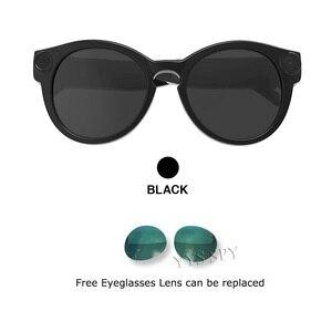 Smart Glasses WiFi Camera Mini
