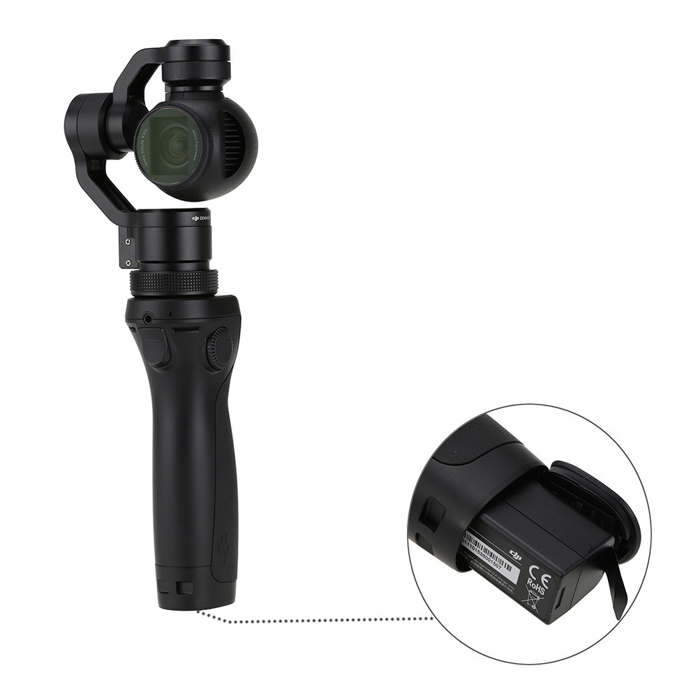DJI Osmo DJI OSMO Handheld 4K Camera and Stabilizer Original 3-Axis Gimbal phantom 3 Newly Hot product