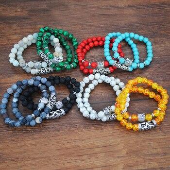 Bracelet Perle Lithotherapie