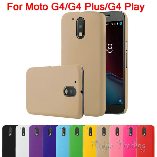 watch f25db 22ea3 US $1.08 36% OFF|Ultra Slim New Arrival Phone Fundas Cover Case For  Motorola Moto G4/G4 Plus G4 Play Matte Protective Shell Hard PC  Shockproof-in ...