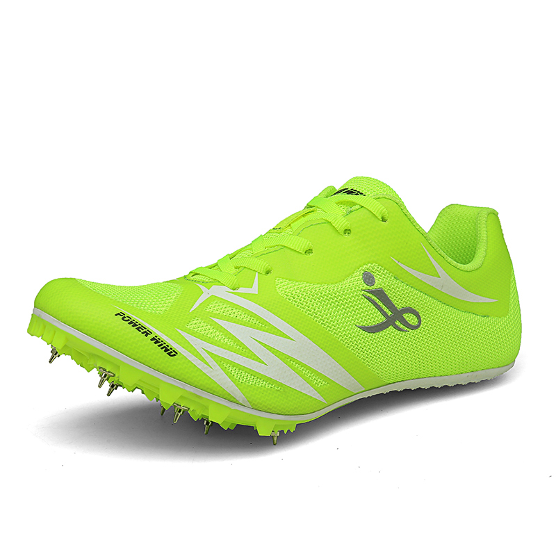 Athletic Shoes Good Kids Track And Field Shoes Outdoor Sport Spikes Sneakers Childrenathletic Shoes Breathable Teenagers Race Running Shoes Boys