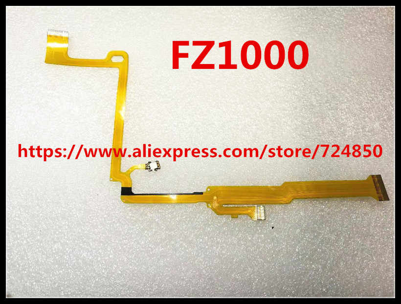Repair Parts For Panasonic DMC-FZ1000 Leica V-Lux Typ 114 LCD Screen Flex Cable