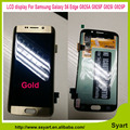 Free DHL 100% test well best price lcd display touch digitizer G925F G925S G925p G925A replacement  For Samsung galaxy s6 edge