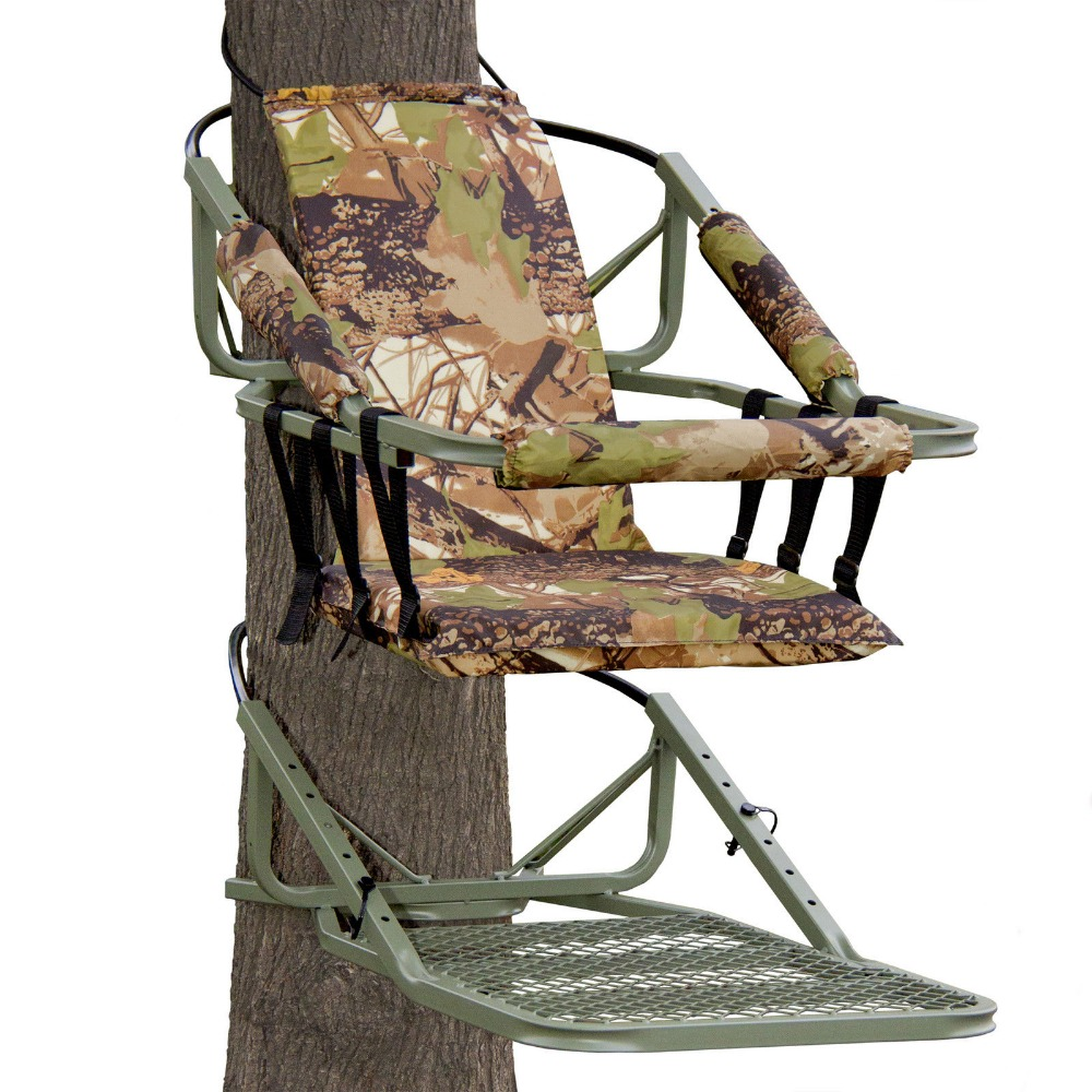 Bow hunting chair - Tree Stand Climber Climbing Hunting Deer Bow Portable On Aliexpress Com Alibaba Group