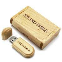 Real capacity  Wooden USB 2.0 Flash Drive Memory Stick USB Flash Drives