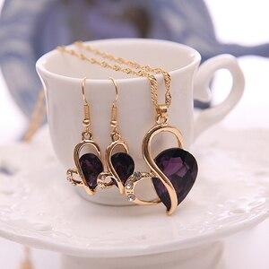 Women Fashion Love Heart Dangl