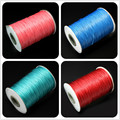 1MM Wax Cord 15m/lot Multi Colors Available Jewelry Cord for Bracelet & Necklace Making PS-FXT007-2