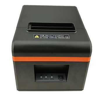 brand new 80mm receipt bill printer High quality Small ticket POS printer Stylish appearance automatic cutting print Quick