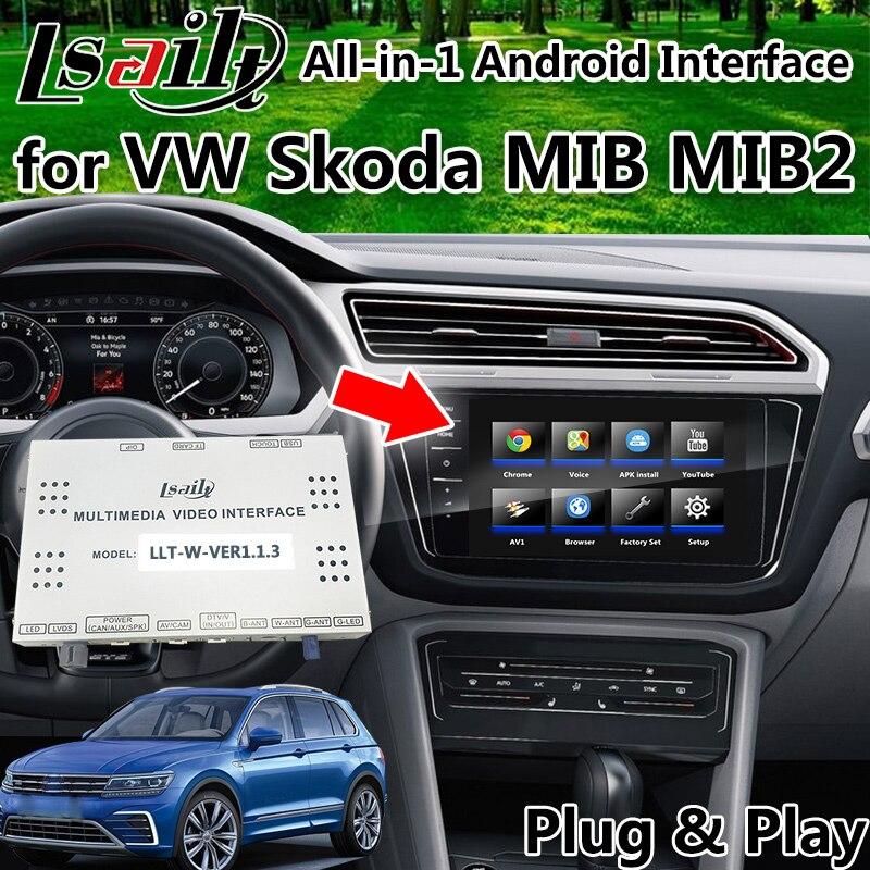 Multimedia smart car Retrofit CarPlay Integration for AUDI