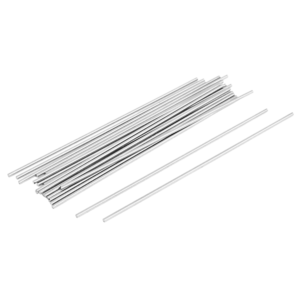 20x Steel Rod Bar Round Stock Lathe Tools 1.5mm Dia 100mm Length Silver [any 1 color] 1000ml uv ink uv led ink for epson uv flatbed printer 3d uv printer for epson modified printers ink