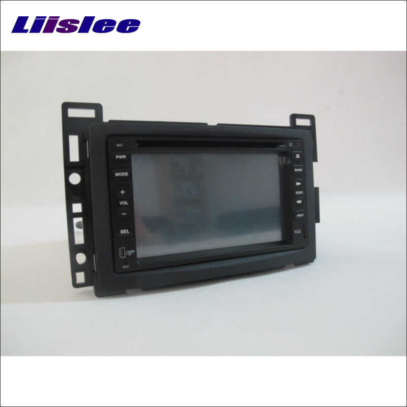 Android Multimed Layar untuk Chevrolet Hhr SS 2006 ~ 2010 Radio Cd Dvd Player Sistem Navigasi Double DIN Audio Instalasi set