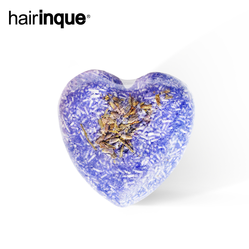 Hairinque Organic Lavender Shampoo Bar no chemicals or preservatives handmade cold processed hair shampoo Soap 3.28 sale