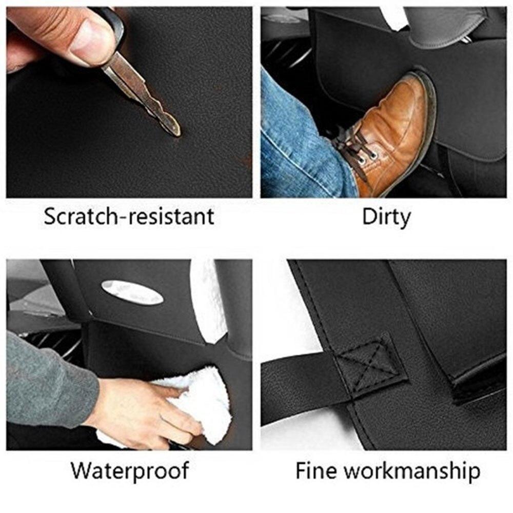 Vehemo искусственная кожа хранение сиденья автоматическое хранение многофункциональное автомобильное место для хранения уход универсальная защита