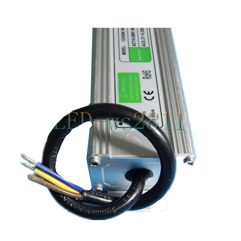 DC napajanje 12V 50W vodootporan elektronski LED pokretački - Različiti rasvjetni pribor - Foto 3
