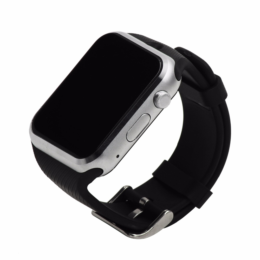 New Stylish Sim Card Smart Watch GD19 Connected Android Clock MT6260A Bluetooth Smartwatch with Camera for