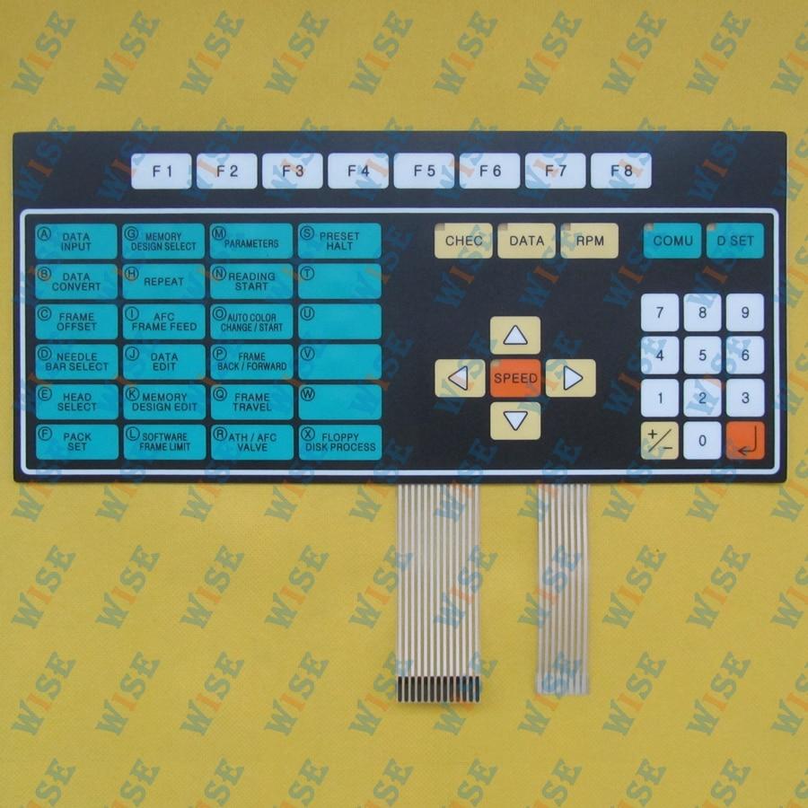 Spare parts for Tajima embroidery machine TMEG Panel Diaphragm # EG5205B10000