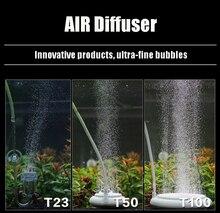 Лидер продаж air diffsuer керамический диффузор декоративных рыб в малый тип жизни аквариум высоких технологий, очень мелкие пузырьки