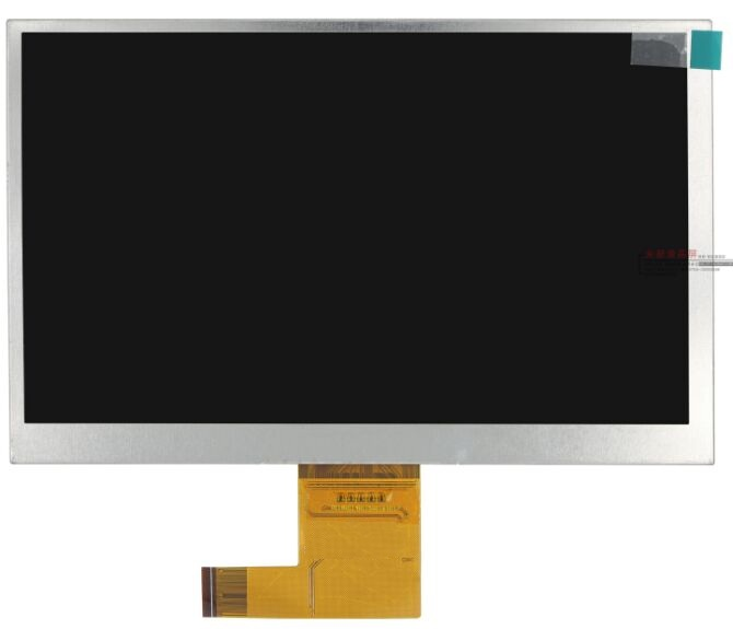 New LCD Display for tablets Assistant AP-705, (165 * 105 mm), Screen Panel Lens Frame Module replacement Free Shipping free shipping car refitting dvd frame dvd panel dash kit fascia radio frame audio frame for 2012 kia k3 2din chinese ca1016