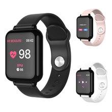 B57 Women Men Smart Watch Waterproof Sports Watch For iPhone Android Xiaomi Huawei Heart Rate Monitor Blood Pressure Smartwatch