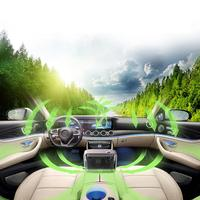 Car Ozone Generator Car Special Formaldehyde Odor Eliminator Air Purifier Clean Air Auto Automobiles Styling Accessories