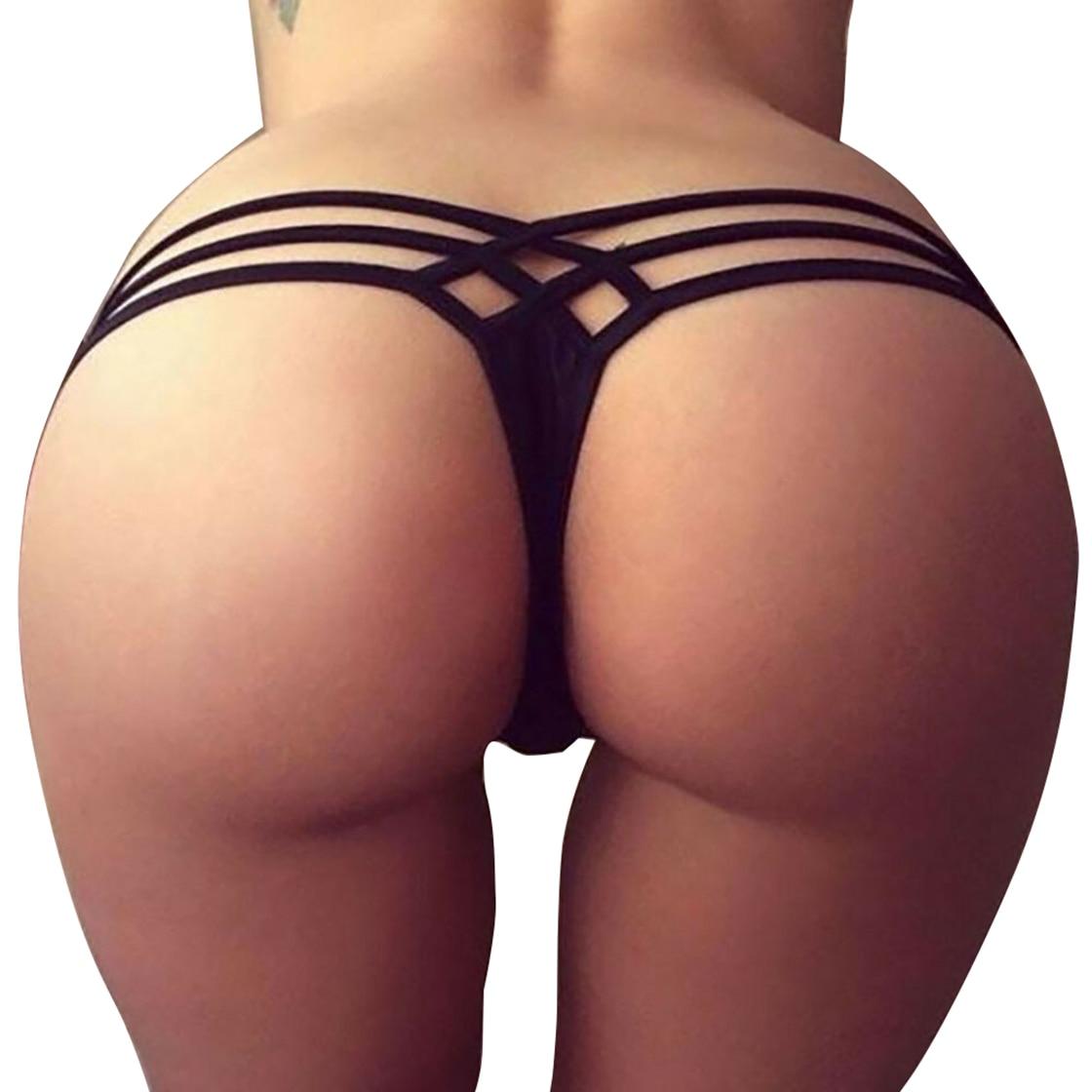 Женские плавки-бикини с низкой талией для девочек, купальник для плавания, черный бикини, бразильские плавки, сексуальный купальник, плавки-... 14