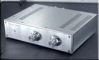 1:1 DIY Marantz HDAM цепи золотой трубки MJE15024 MJE15025 усилитель класса А редкий высокого класса аудио усилитель мощности выход 500 Вт