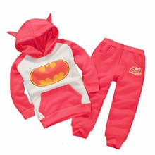 Batman Clothing Set (6 Colors)