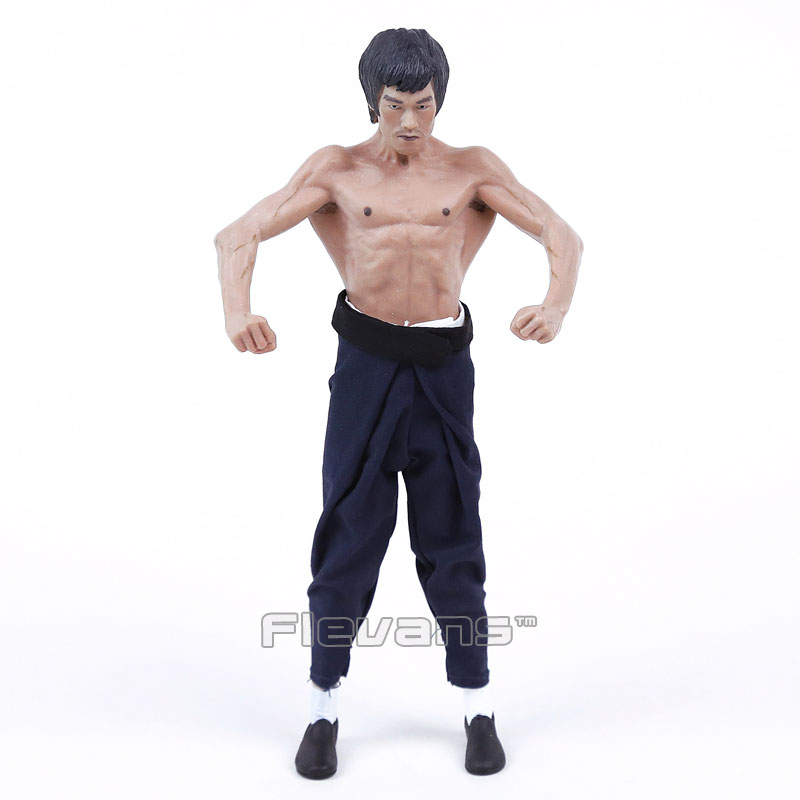 Bruce Lee Figure STORM Collectibles The Martial Artist Seriers NO.1 Bruce Lee 1/12 Premuim Figure Classic Toys Gift