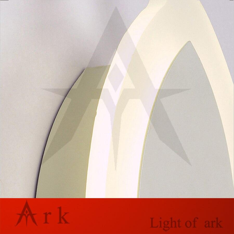 Aliexpress Whtie Acryl Blatt 15 Watt Led Wandleuchten Moderne Wohnzimmer Schlafzimmer Dekoration Beleuchtung Leuchten Wand Lampe Von