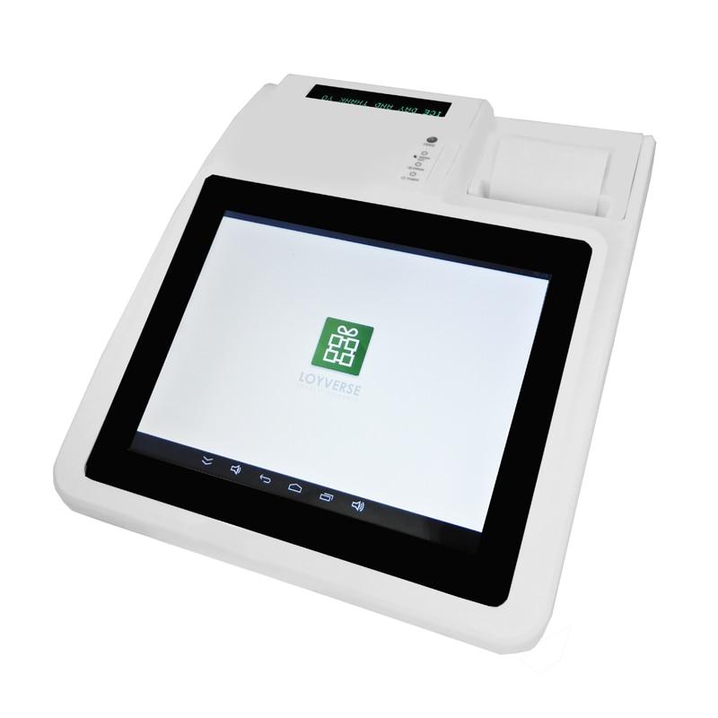 IssyzonePOS IZP004 бесплатное программное обеспечение Loyverse Pos сенсорный экран кассовый аппарат все в одном POS Teminal ресторан/напиток/молоко/чайный ма