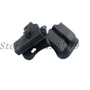 Image 1 - Тактическая охотничья кобура IMI Glock 17 19 ремень с петлей искусственная кобура для пистолета с зажимом для магазина охотничье снаряжение
