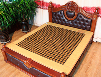 2016 New Health Care Products Heated Bed Mattress Electric Yellow Germanium Cushion 3 Size For You