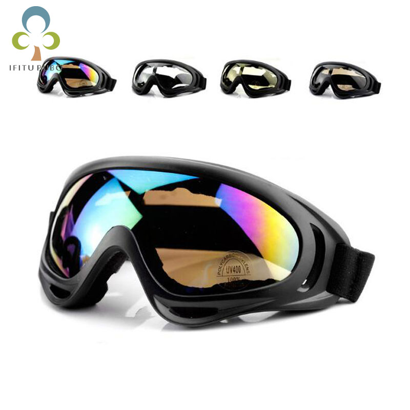 Outdoor windproof glasses Riding motorcycle sports mirror Sand-proof tactical equipment Ski glasses LYQ
