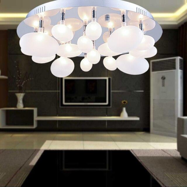 Decke lampe wohnzimmer lampe konferenz zimmer rund einfache moderne ...