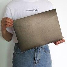 20 sztuk/zestaw 23*32cm perła koperta A4 rozmiar Vintage koperta papierowa na urodziny boże narodzenie ślub duża przekracza grubość torba na dokumenty