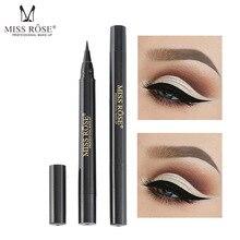 New Black Long Lasting Eye Liner ink Pencil Eyes Liquid Make Up Waterproof  Makeup Stamps Eyeliner