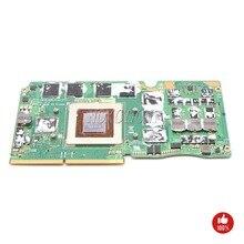 NOKOTION 60NB0180 VG1040 için asus G750J G750JW G750JH MXM REV 2.1 Dizüstü ekran GPU grafik GTX780M