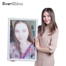 EverShine Diamond Painting Photo Custom Diamond Embroidery Full Display Diamond Mosaic Pictures Of Rhinestones Sale Full Square(China)