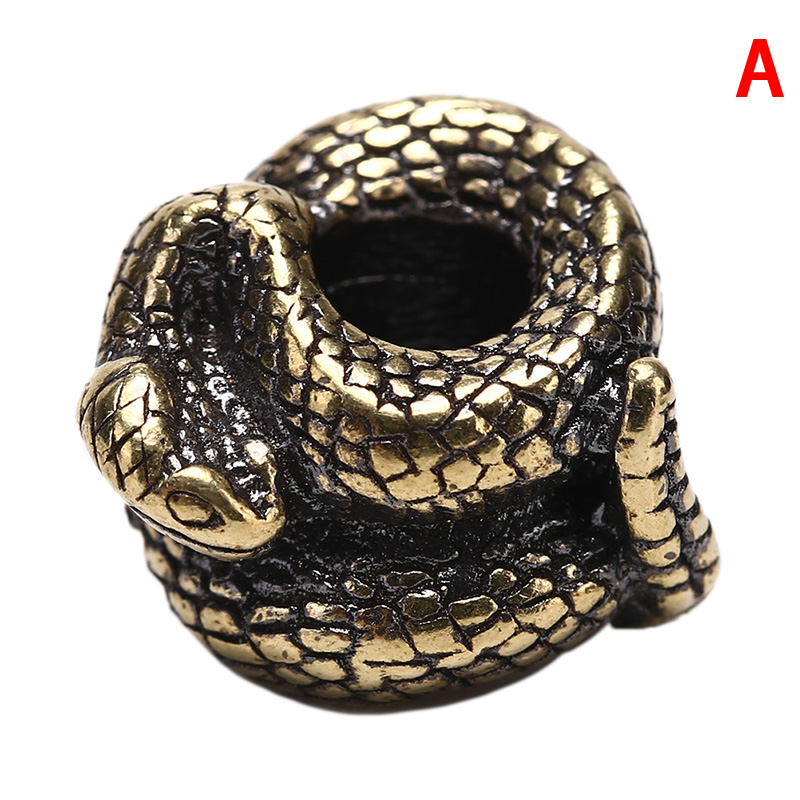 Paracord 1pc Outdoor Vintage Skull Brass Knife Beads Shield Umbrella Rope Lanyard CrossBead Wholesale