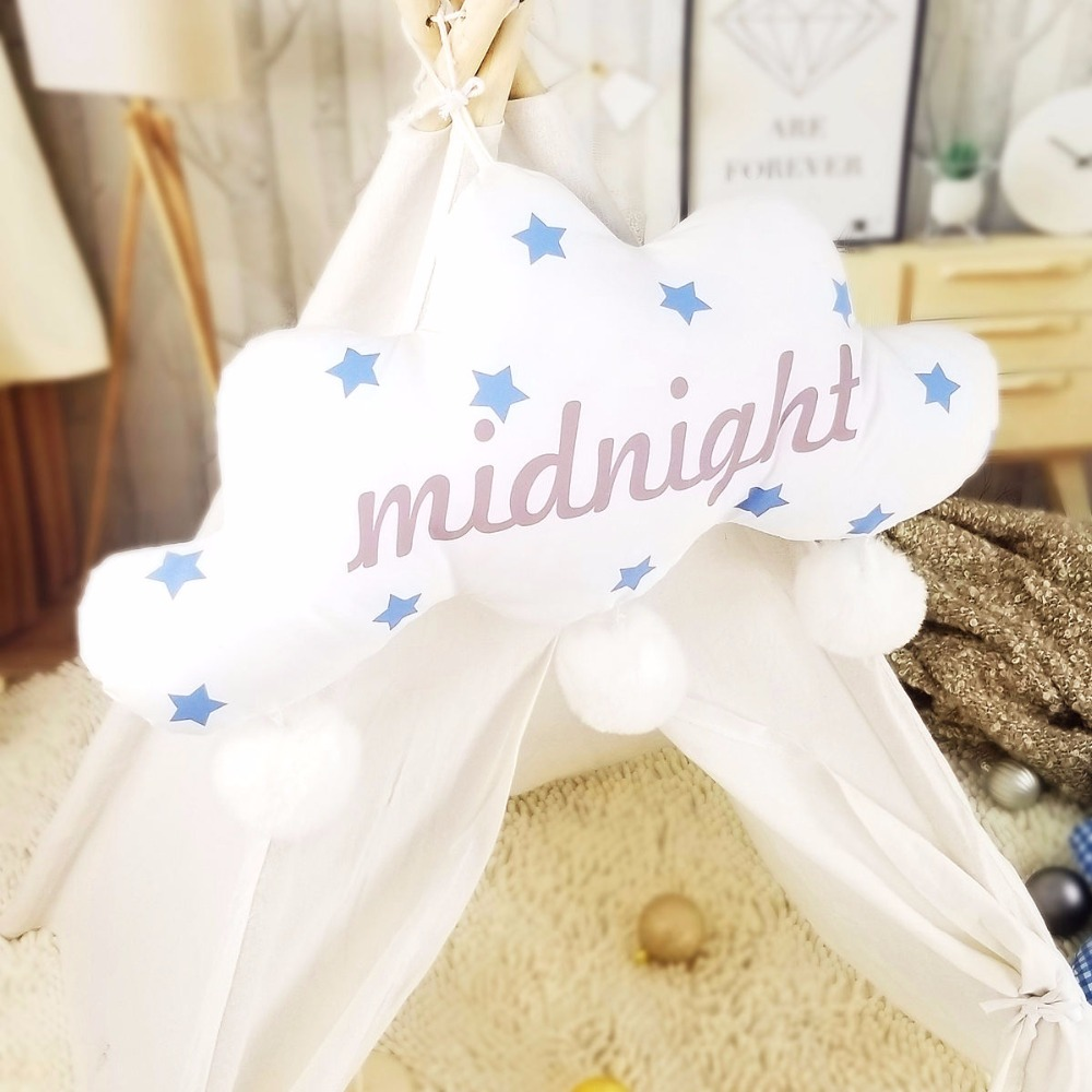 Cute Sky Series Soft Plush Toys Kawaii Bedroom Home Christmas Decor Hanging Pillow Cushion Toys for Children Girls Friends Gifts in Stuffed Plush Animals from Toys Hobbies