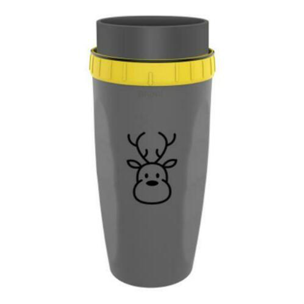 Large Capacity Sealed Home Leak Proof Insulated Water Bottle Without Lid Tumbler Mug Vacuum Double Wall Drinkware With Straw(China)