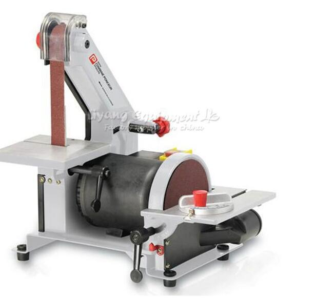 electronic Belt Sander polishing machine and Vertical Grinder
